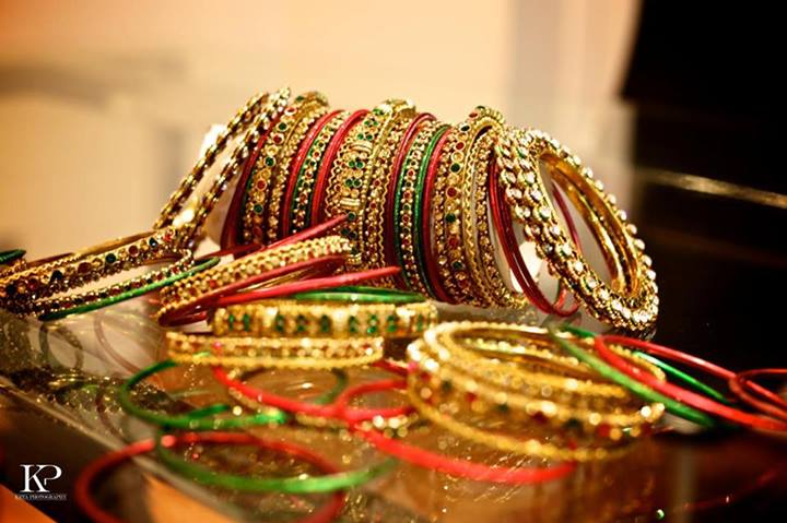 Colorful Crystal Bangles Set Designs 2014 for Party & Wedding Eid