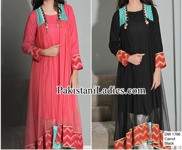 Facebook Maria B Prices Party Evening Wear Wedding Frocks Design Dresses 2014 2015 Design for Women and Girls PKR-6,900