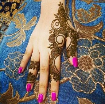Facebook Simple Arabic Henna Eid Mehndi Designs 2014 For Hands Images Romantic Facebook Pakistani Indian
