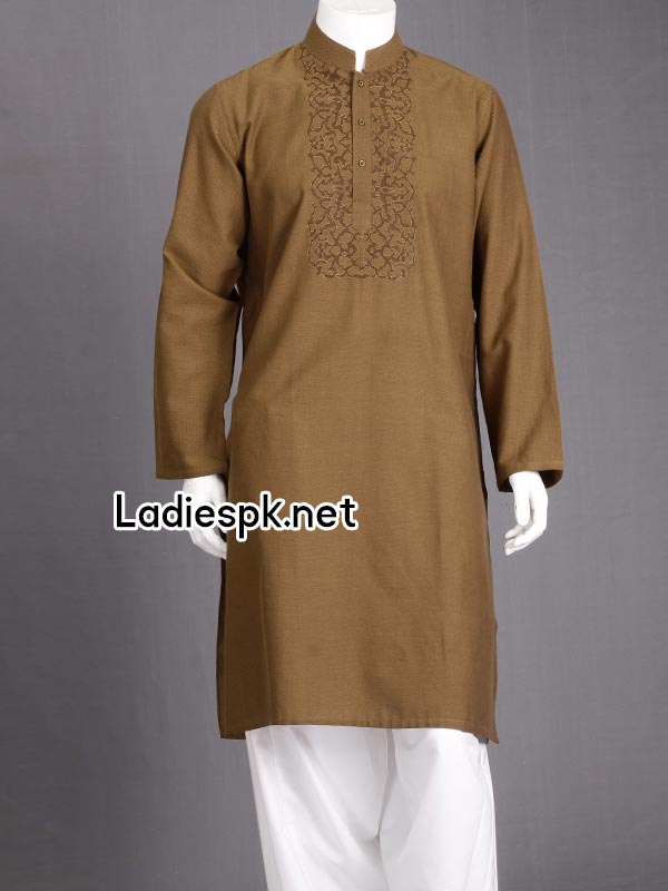 JJ Junaid Jamshed Eid Kurta Design Collection 2014 with Price for Men Boys Gents Summer Fashion 3885