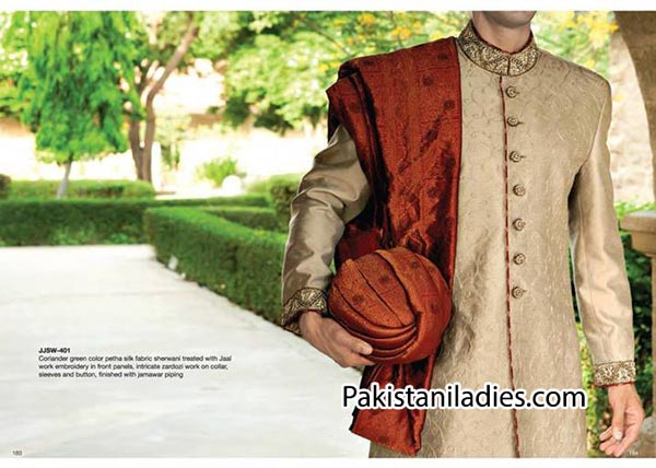 Latest-Beautiful-Junaid-Jamshed-Wedding-Sherwani-Designs-Collection-Men-Groom-2014-2015-Gents-styles-suits-in-Pakistan-India-Facebook