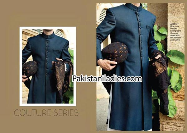 Latest-Beautiful-Junaid-Jamshed-Wedding-Sherwani-Designs-Collection-Men-Groom-2014-2015-styles-suits-in-Pakistan-India-Facebook