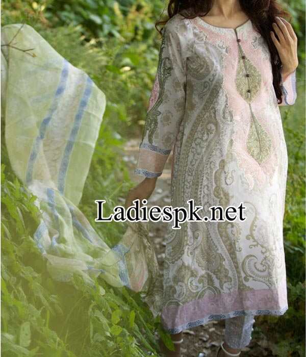 Maria-B-Eid-Summer-Lawn-Collection-2014-with-Price-for-Women-Shalwar-Kameez-Designs-Girls-Fashion-PKR-6,290.j