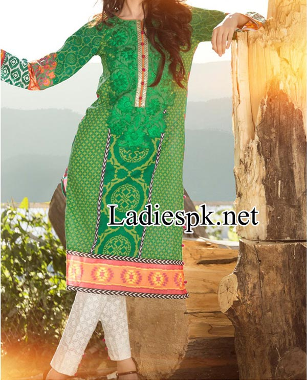 Maria-B-Eid-Summer-Lawn-Collection-2014-with-Price-for-Women-Shalwar-Kameez-Designs-Girls-Fashion-PKR-6,290