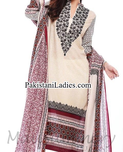 Mausummery-by-Huma-Summer-Dresses-2014-for-Women and Girls lawn 2014 catalogue Facebook Shalwar Kameez Fashion