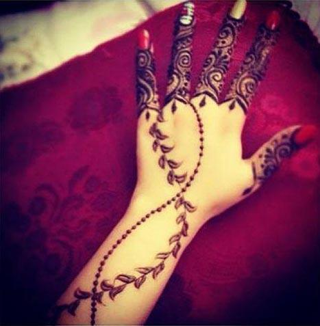 Romantic-Simple-Arabic-Henna-Eid-Mehndi-Designs-2014-For-Hands-Images