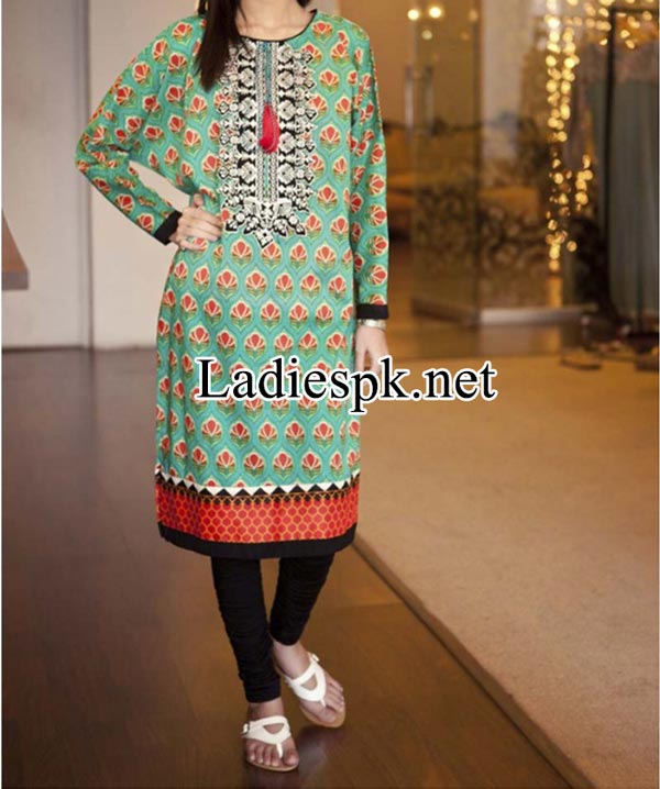 Summer Maria B Eid Dresses Design Collection 2014 with Price for Women and Girls   PKR-2,240