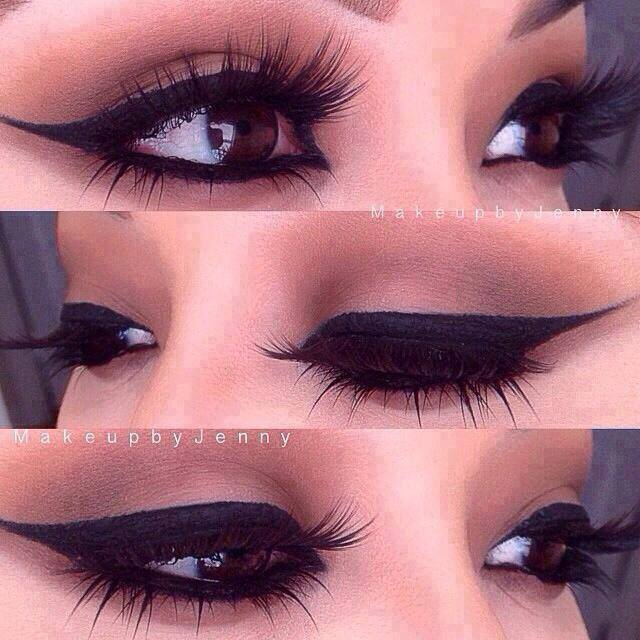 Beautiful Eyeliner Styles For Small Amp Big Eyes 2014 2015
