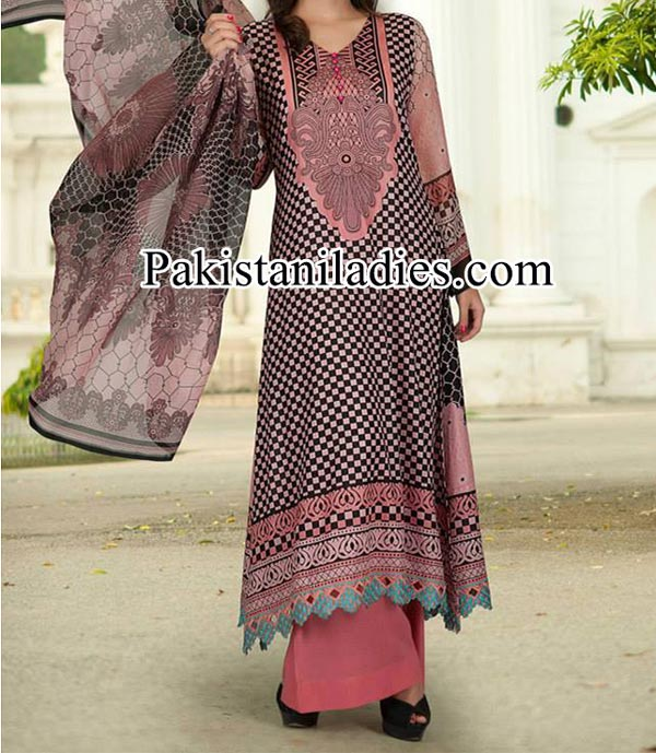 Dawood Lawn Collection 2014, Log Kameez Trouser Fashion Trend in Summer for Women Girls Pakistan India