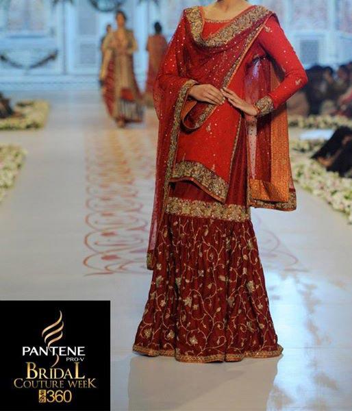 Pantene-Bridal-Couture-Week-2014-Facebook-Dresses-2015-Karachi