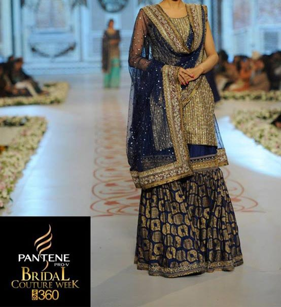 Pantene-Bridal-Couture-Week-2014-Facebook-Dresses-2015-Lehenga