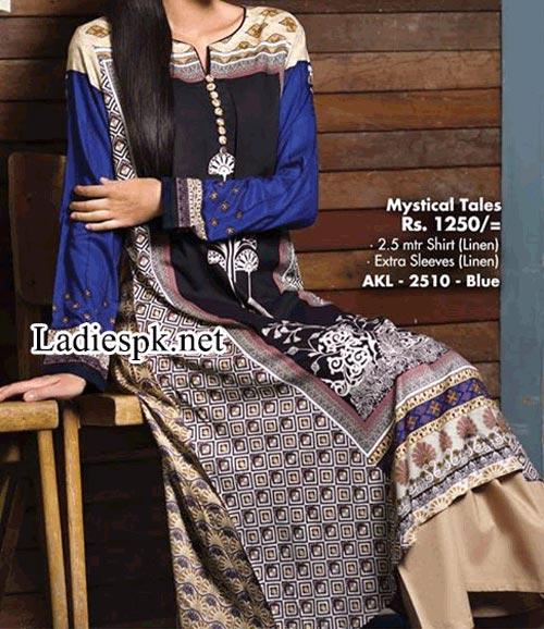 Alkaram Winter Dresses 2014 Volume 1 For Women girls Shalwar Kameez Design 2015 Fashion